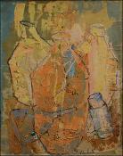 Cruches et Gloss by Myrtha Hall