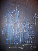Migration 2 by Mario Calixte