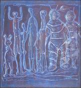 Kiskeyapolis by Mario Calixte