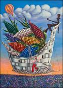 Magic Basket (Canasta Magica) (Series Circus) by Armando Tejuca