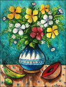 Hibiscus & Tropical Fruits�
