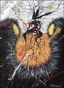 Gestation 3 by Jorge Tejeda