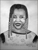 Negrita Cubana by Jenizbel Pujol Jova