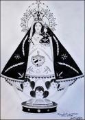 Virgen de la Caridad del Cobre by Jenizbel Pujol Jova