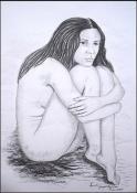 Desnuda by Jenizbel Pujol Jova