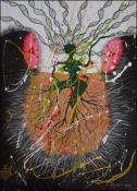 Gestation 4 by Jorge Tejeda