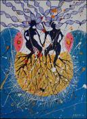 Gestation 5 by Jorge Tejeda