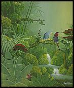 Jungle Love by Albott Bonhomme