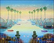 Island by Eddy Dorvil
