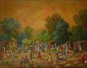 Market Village by Galland Semerand