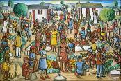 Market 1 by Wilson Bigaud