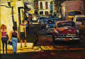 Life in Havana - La Vida en la Habana by Maikel  Kendelan