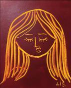 Girl (Nina) by  Alina