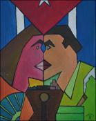 Eye to Eye by Ivan Gomez