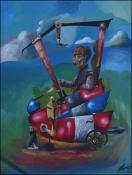Out for a Ride by Osmel Fernandez Estevez