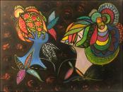 Damiselas by Marlene Baquero